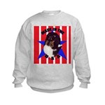 Sheltie - Made in the USA Kids Sweatshirt