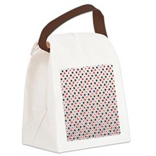 CardSuits7100 Canvas Lunch Bag