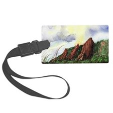 FlatironSunset Luggage Tag