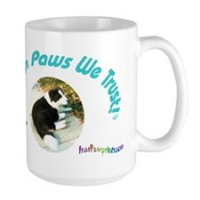 Mug for the Really Big Dog and Coffee Lover