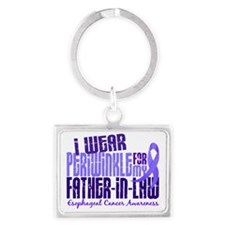 D Father-In-Law Landscape Keychain