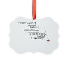pizza Picture Ornament
