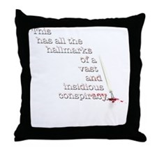 this-1 Throw Pillow