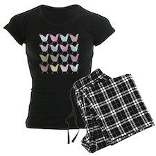 chick-dots Pajamas