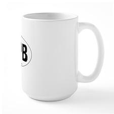 Oval-SPB Mug