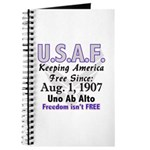 USAF Freedom isn't Free Journal