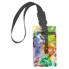 Colorful Cross itouch2 case temp Luggage Tag