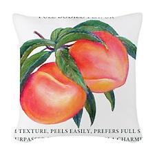 FRAGRANT copy Woven Throw Pillow