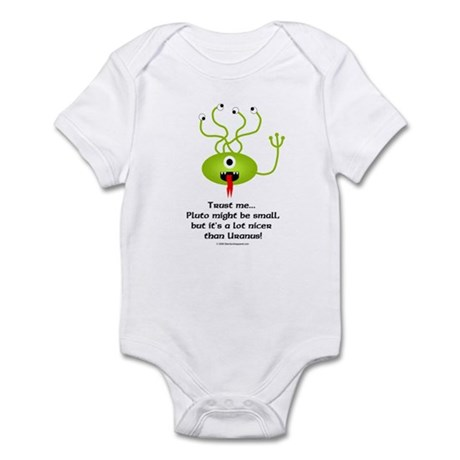 Alien from Pluto Infant Bodysuit