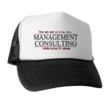 ManageConsultingMug Trucker Hat