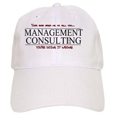 ManageConsultingMug Baseball Cap
