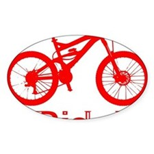 MTB-Ride-Red Decal