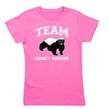 honeybadger Girl's Tee