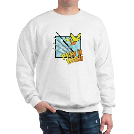 "Flute ""Play it High"" Sweatshirt"