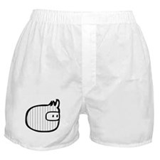 Corduroy Ninja Boxer Shorts