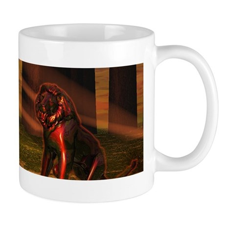 The Magical Lion Mug