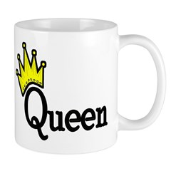 Queen Coffee Cup Mug