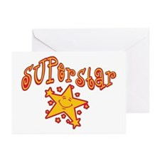 Superstar Kid Greeting Cards (Pk of 10)