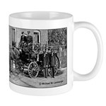 1908 Fire Engine Mug