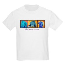 The Weimaraner Kids T-Shirt