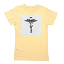 Registered Nurse Girl's Tee