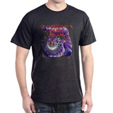 Mad Cheshire Cat Gold T-Shirt