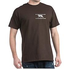 SAVETHECOUGAR.ORG Field Research Team Tshirt