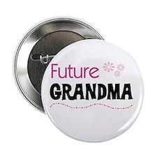Future Grandma Button