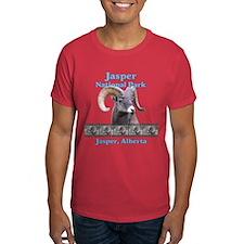 Jasper Park Bighorn T-Shirt