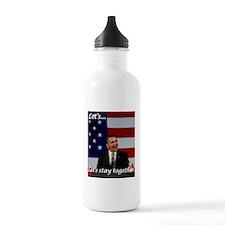 obama singing Water Bottle
