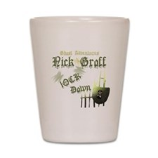 Nick Groff Shot Glass