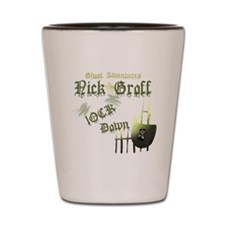 Nick Groff 2 Shot Glass