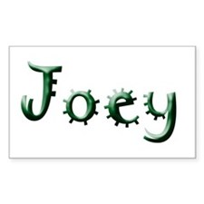 Joey Rectangle Decal