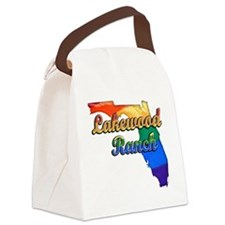 Lakewood Ranch Canvas Lunch Bag