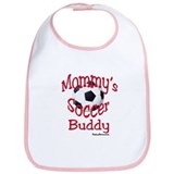 Mommy's Soccer Buddy Bib