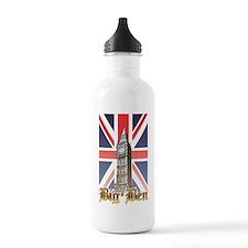 big ben 3 Sports Water Bottle