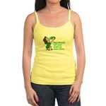 Tell Your Mom To Slow Down Jr. Spaghetti Tank