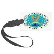 JPAC Logo laptop Luggage Tag