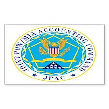 JPAC Logo laptop Decal
