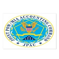 JPAC Logo laptop Postcards (Package of 8)