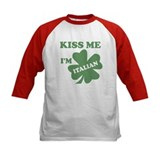 Kiss Me I'm Italian Tee