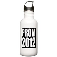 prom-2012_bl_sb Water Bottle
