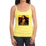 Bring Our Troops Home Mona Li Jr. Spaghetti Tank