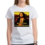 Bring Our Troops Home Mona Li Women's T-Shirt