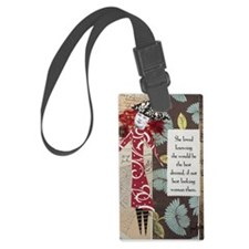BestDressed Luggage Tag