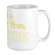 i did it all for the wookie Mug