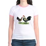 Brassy Back OE Jr. Ringer T-Shirt
