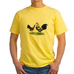 Brassy Back OE Yellow T-Shirt