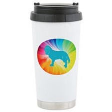 sunburstcavtrans Ceramic Travel Mug