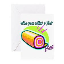Who You Callin' A Ho? Greeting Cards (Pk of 10